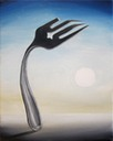 fork and moon small
